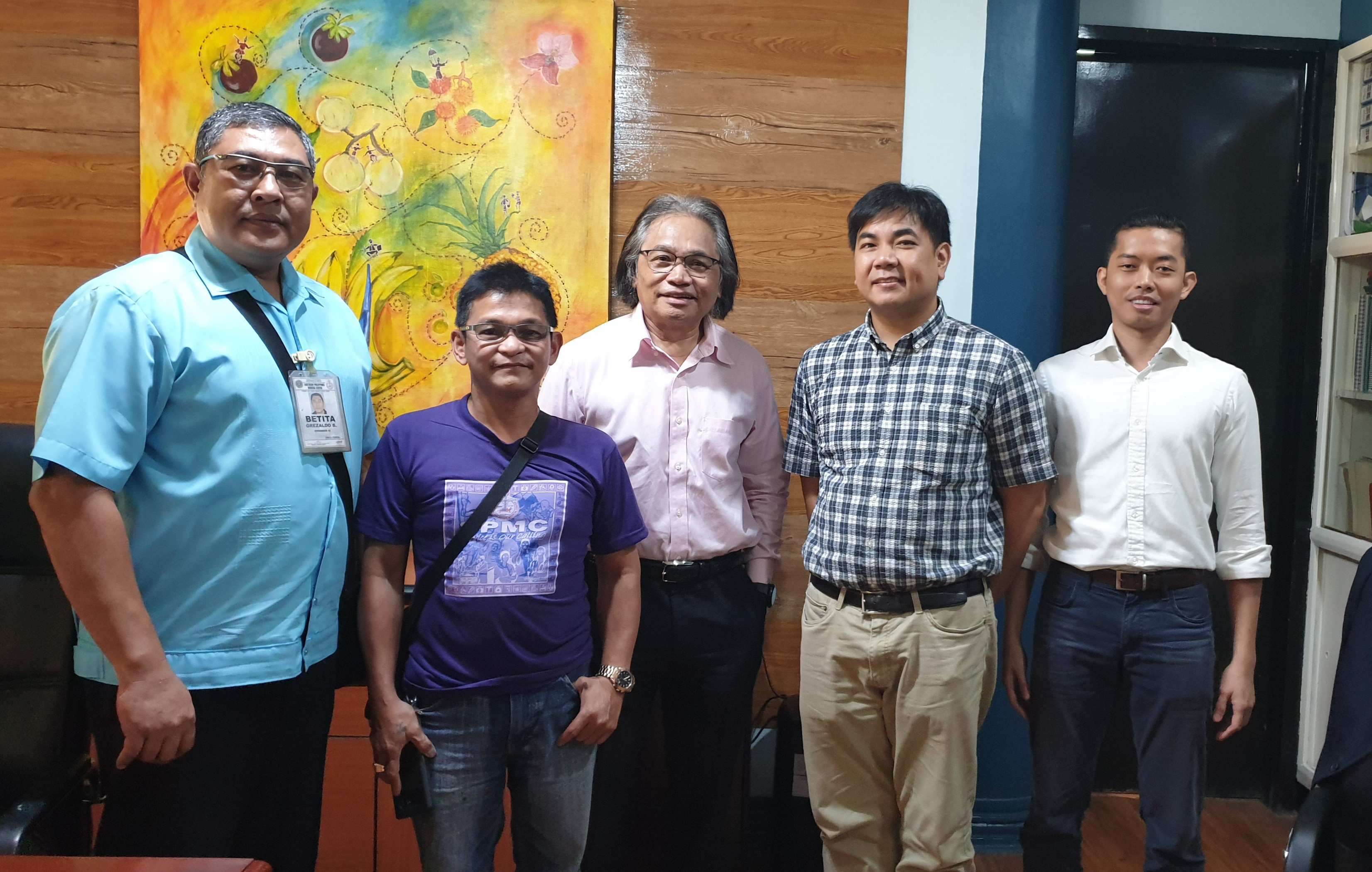 OceanPixel made a visit to Southern Philippines Medical Center (SPMC)